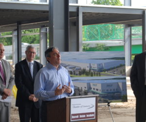 GFI Partners President Steven Goodman praises the TIF deal struck between his company and the city of Worcester.