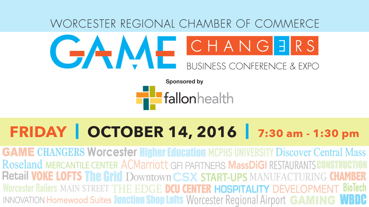Innovators, developers, and investors are changing Worcester's skyline. Learn more at Game Changers on Oct. 14.