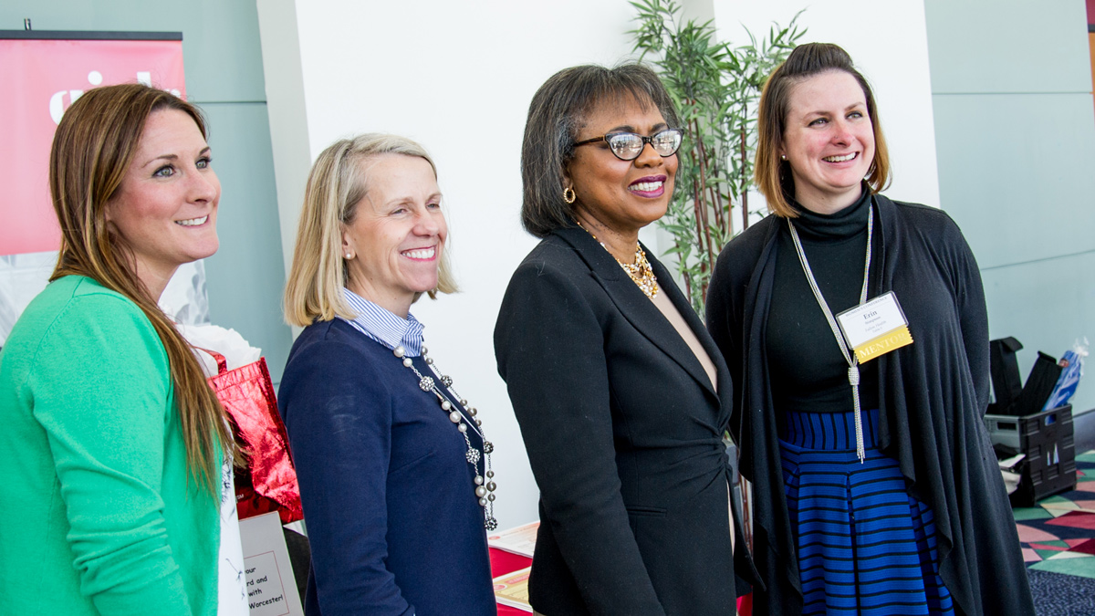 Keynote Anita Hill headlined the 2017 Women's Conference