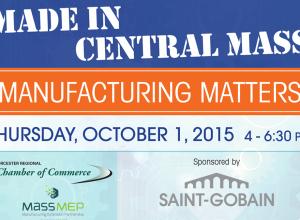 Mfg Event Oct 2015