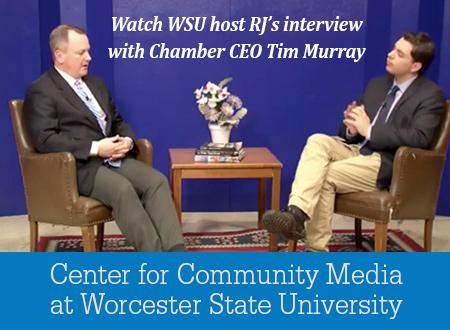 WSU Interviews Tim Murray
