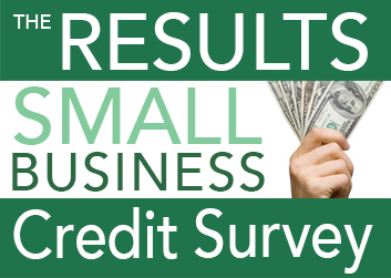 Credit Survey Graphic RESULTS