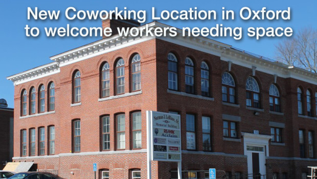 Coworking Oxford