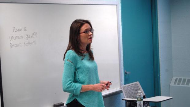 Laura DiBenedetto from Vision Marketing.