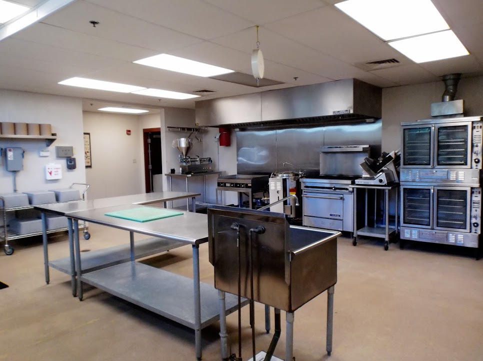 Worcester County Food Bank at 474 Boston Turnpike Road in in Shrewsbury will provide a regulated commercial kitchen, culinary training, and planning assistance to support the development of food businesses by farmers, caterers, and other food entrepreneurs looking to start or grow an existing business.
