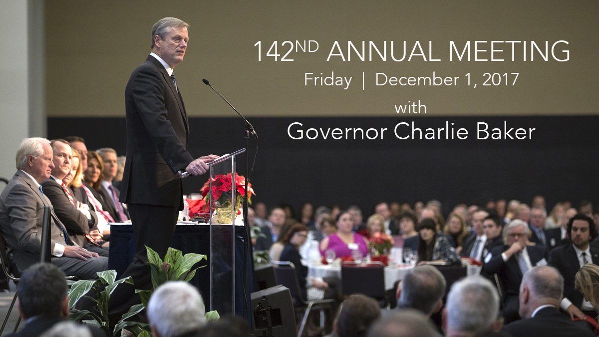 Chamber welcomes 790+ Attendees to the Annual Meeting at the DCU Center