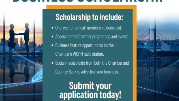 Small Business Chamber Membership Scholarship